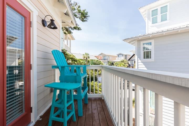 Gulf Coast  30A Cottage Home  Baby Windows BT Sea