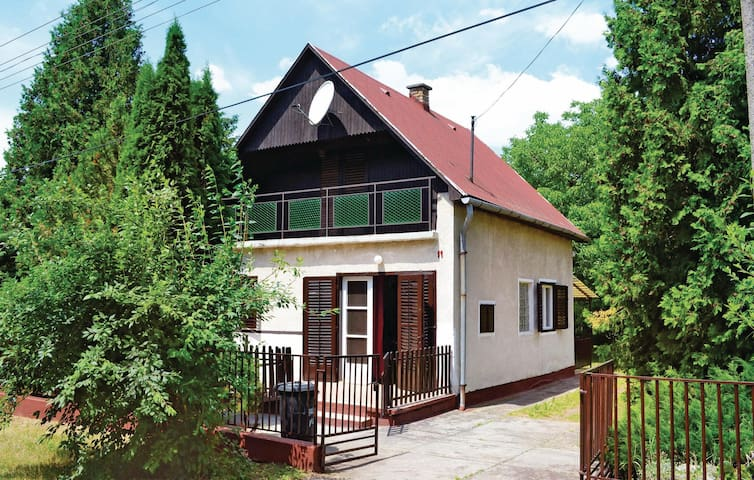Holiday cottage with 3 bedrooms on 60m² in Balatonszárszó