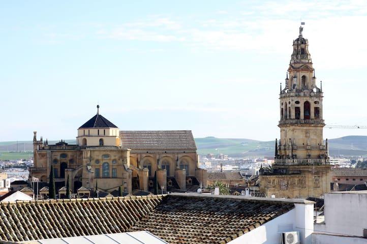 """Apartamento""""Mirador de la Mezquita"""" - Cordova - Huoneisto"""