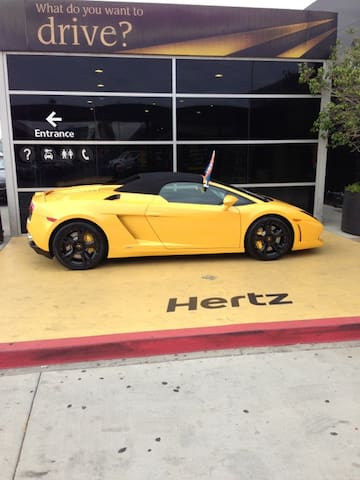 Find Your Nearest Hertz Car Rental Location