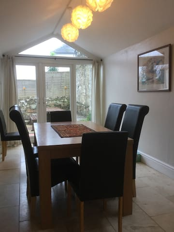 Traditional Cornish Cottage with sea views. - Newlyn - Casa