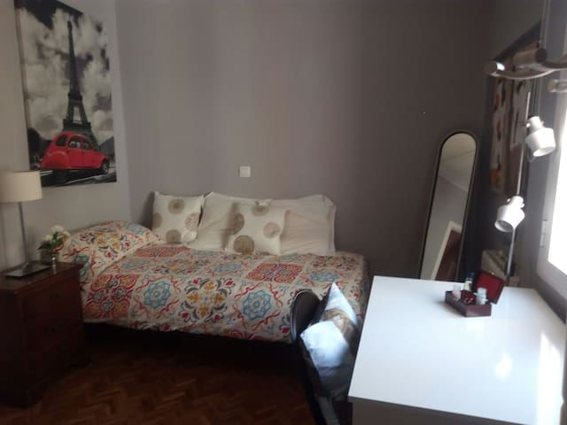 PISO CÉNTRICO./Flat  in the heart of the city. - Badajoz - Apartamento