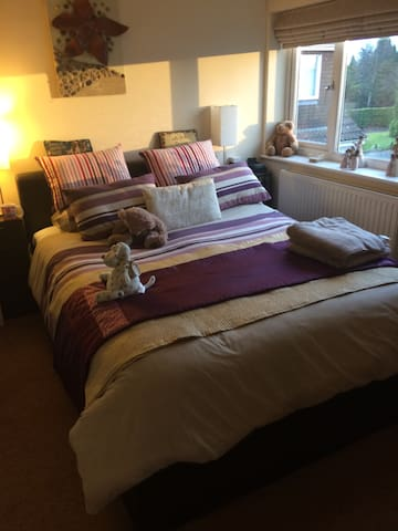 Beautiful Double rooms x3 Near Bristol - Frampton Cotterell