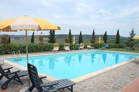 Camomilla - A quiet heaven in Tuscany! - Castiglione D'orcia - Apartment