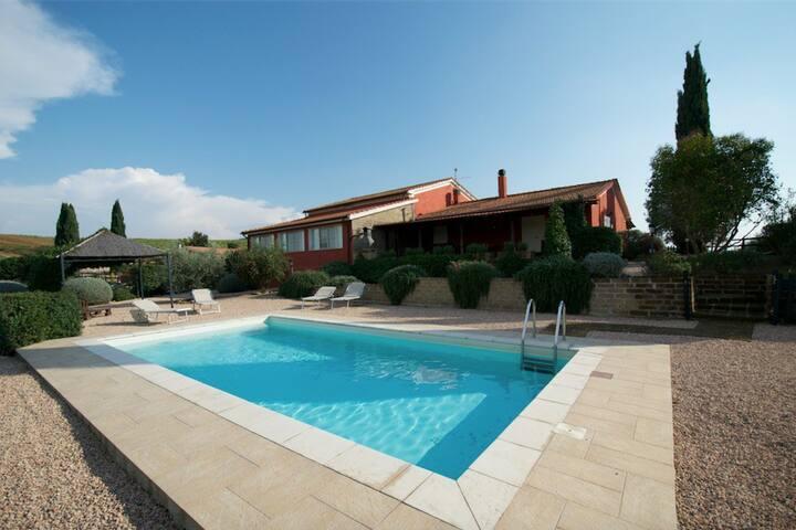 La Corte con piscina privata