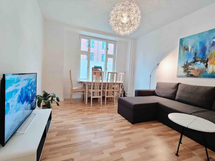 SPECIAL OFFER DREAM 2-room apartment in center CPH