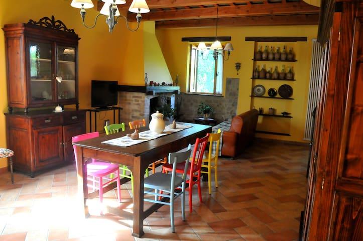 Guesthouse Casale Borgo Miriam - Borgo Miriam, Offida - House