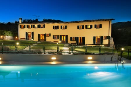 Villa Le Ferrrette - Montecatini Terme - Villa