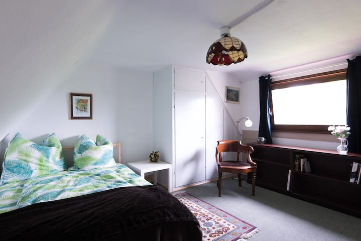 Ruhige 1 1/2 Zimmer nahe von Heidelberg