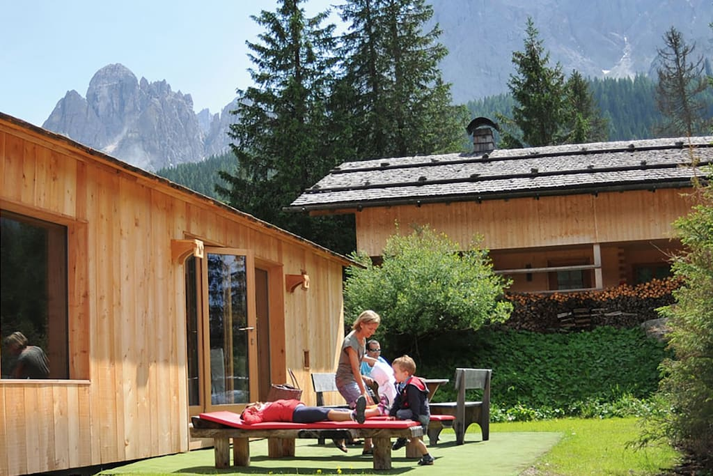Dolomiten Lodge