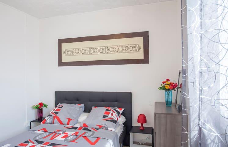 Très bel et grand Appartement F4 dans villa Neuf - Saint-Florent - Apartment