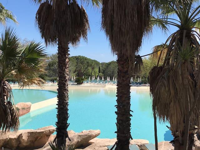 Restanques Villa Mer piscines chauffée tennis WIFI