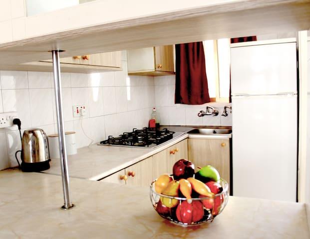 Nondas Hills Apartments - 1 Bedroom Apartment