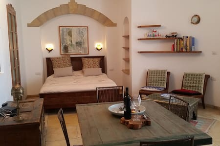 Above The Spring - Jerusalem - Bed & Breakfast