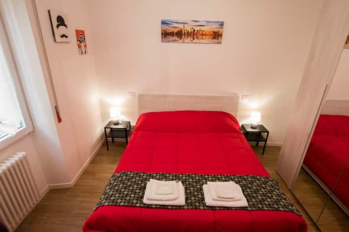 Cozy two-room Apartment