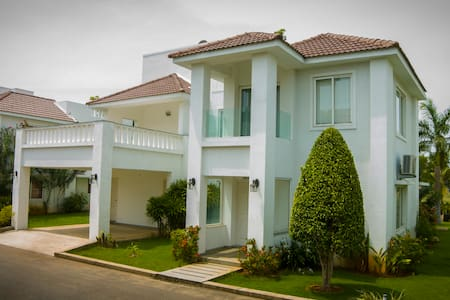 Soukya Homestays - Villas on the Coromandel Coast - Kovalam - 别墅