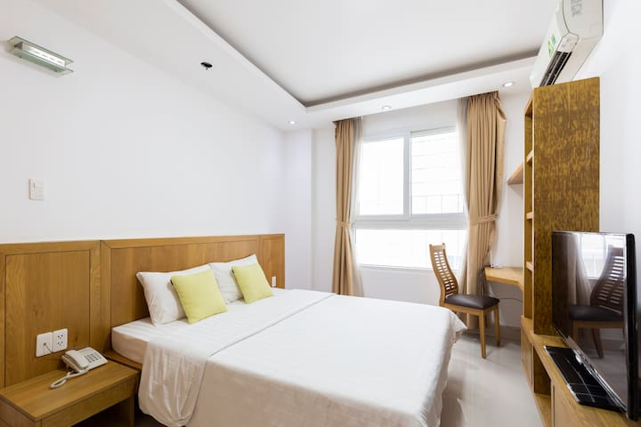 Great Location! Spacious Apartment in HCMC