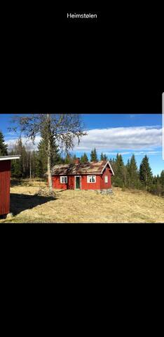 Old norwegian cabin  3 hrs drive from Oslo - Geilo