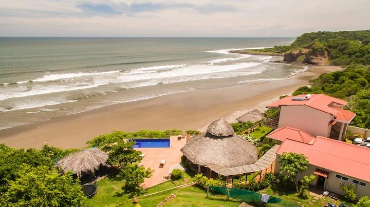 Hotel Los Mangos ocean view room