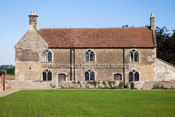 Durslade Farmhouse at Hauser & Wirth Somerset