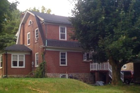 Charming Home Along Trout Creek - Allentown