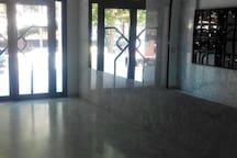 Vestibulo edificio