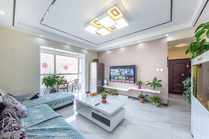 兰州中心商圈与安宁大学城高端舒适型公寓