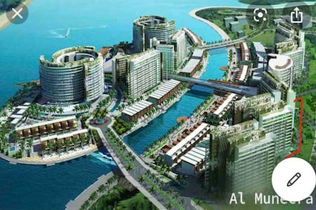 Al Muneera, 2 bedroom apartment, Abu Dhabi.