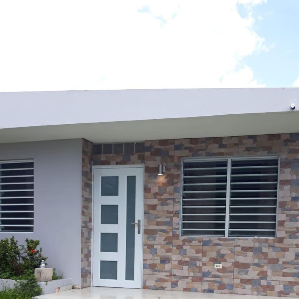 front of casa verdemar