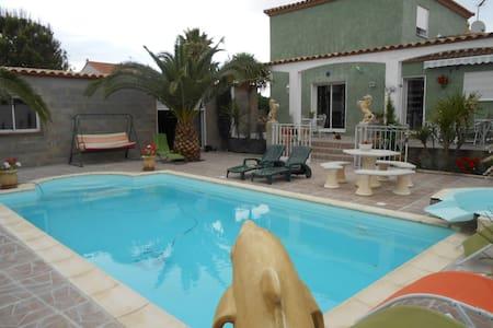 Charmante villa 4 faces proche plages/Espagne - Pia