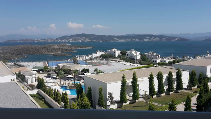Ultra modern with amazing sea views - iassos - Apartment