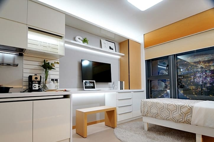 SJ_HOUSE(airport pickup, long-stay, private room)2