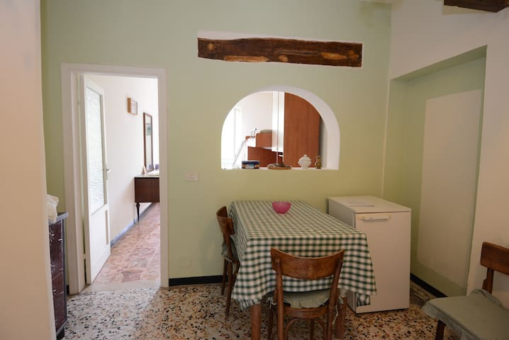 Appartamento in casale nel verde 2 - Garbagna - Dům