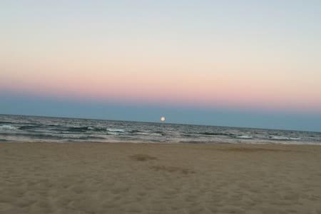 Playa Gandia a 500mt de la playa - Grau i Platja