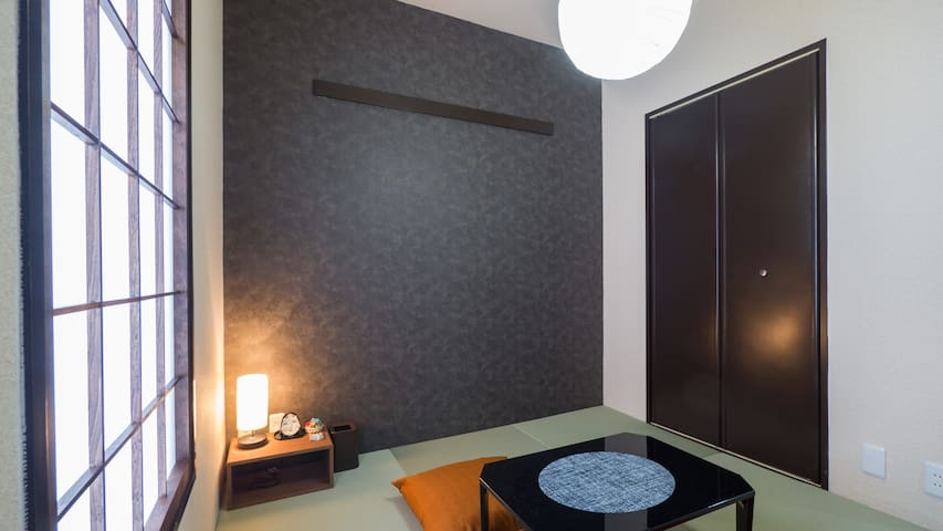 1 station 5 minute from Kyoto Station/2room【1F】 - Minami-ku, Kyōto-shi - Appartement