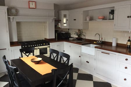 Stylish cottage in the heart of Ranelagh - Ranelagh - Chalet