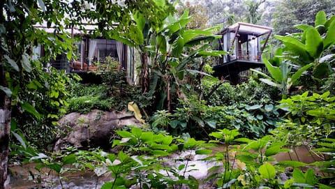 River view villa @Thepsadet, Doisaket, Chiang Mai