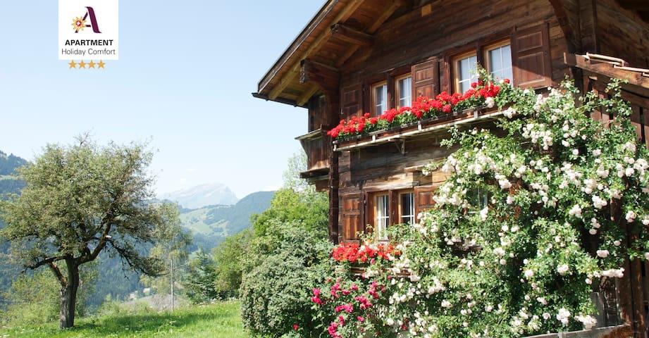 Traumhaftes Chalet in Graubünden
