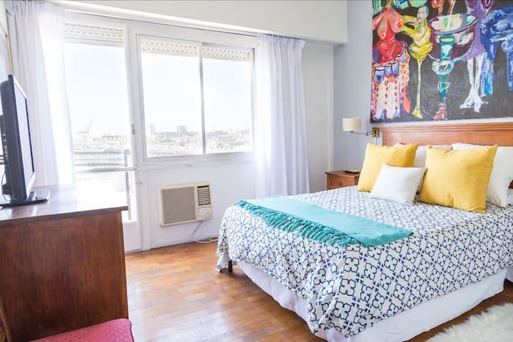 Apartamento de lujo para 4 con vistas -20% OFERTA