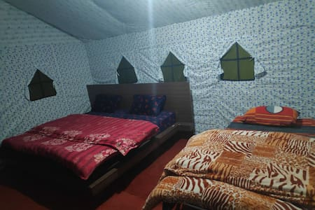 Luxurious Swiss Camping Stay - Deoria Tal Chopta