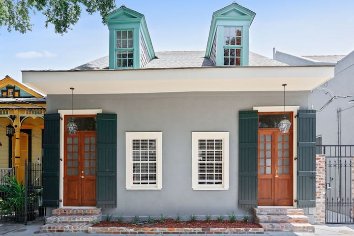 Classic Treme Home 1Block from the French Quarter
