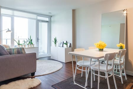 Olympic Village Condo - Guest Bdrm - Vancouver - Appartement