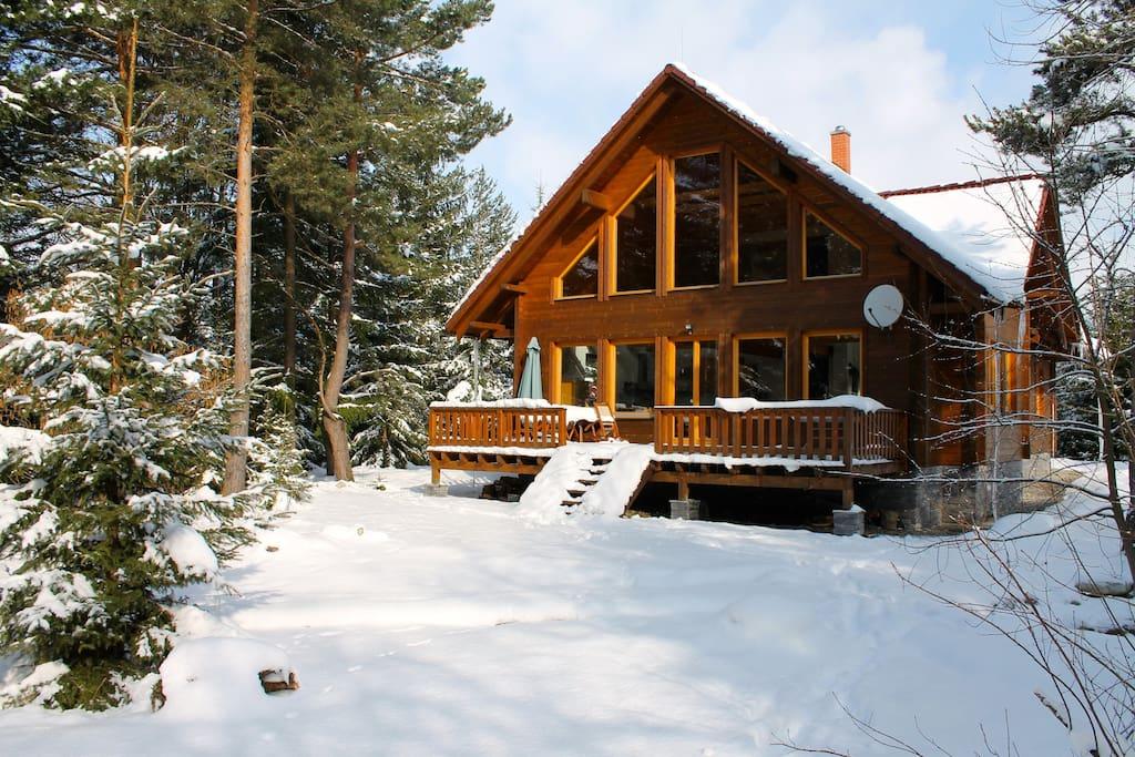 Cosy in winter