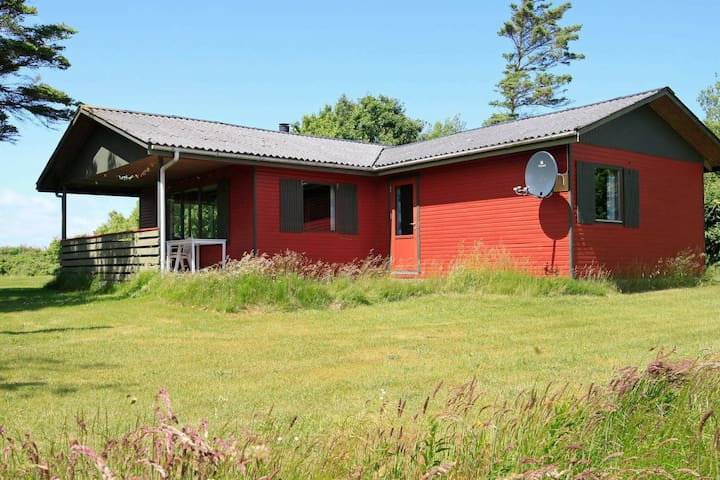 Quaint Holiday Home in Jutland barbecue