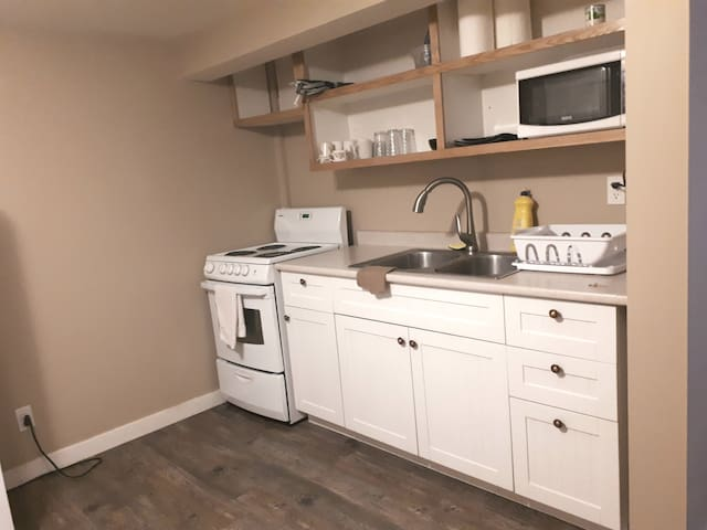 Cozy Basement suite with easy access to amenities