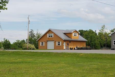 The Hay Loft   A Quiet & Remote Getaway Location