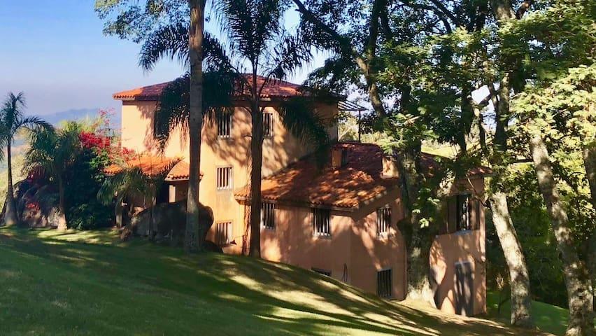 Ouro Fino - Fazenda Itaguaçu - Minas Gerais