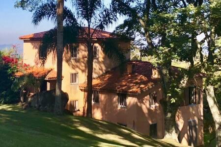 Arquitetura na Mantiqueira-MG-Fazenda Itaguaçu