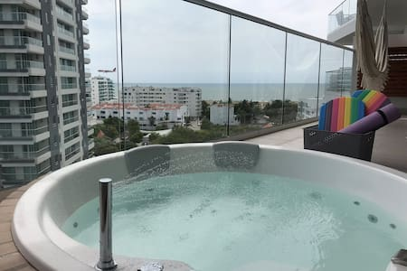 AMAZING VIEW PRIVATE JACUZZI / CIELO MAR RELAX