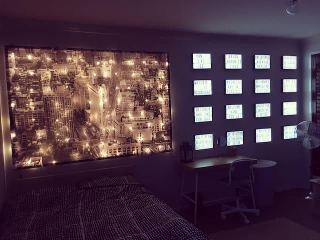 New York Room - Cranbourne North - Casa